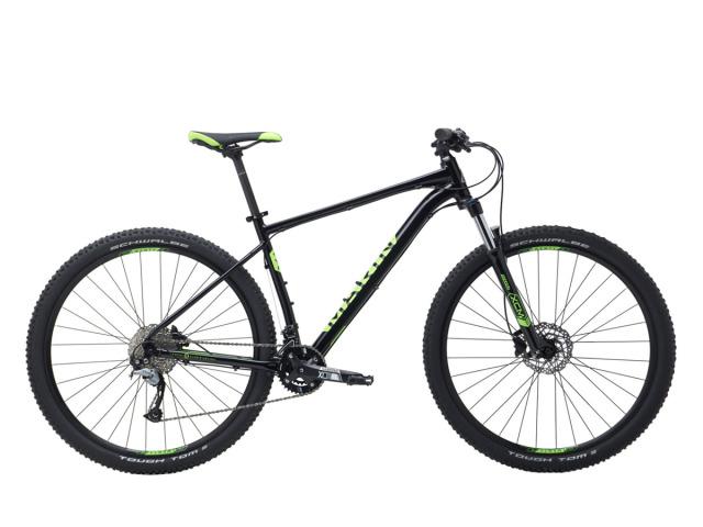 Ako tomu názov napovedá, model Bobcat Trail je multifunkčný bicykel, ktorý sa cíti ako doma nielen na Trailoch či Singletrackoch, ale aj pri skúmaní bežného horského terénu. Ponúka jeden z najlepších pomerov výbavy ku cene vo svojej kategórii. Jeho nadštandardná výbava, vlastná geometria rámu a kvalitné americké spracovanie je tou správnou voľbou pre rekreačného jazdca, ako aj profesionála hľadajúceho spoľahlivý bicykel na dlhé roky.