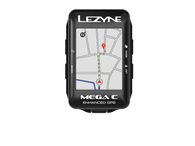 """Pokročilý GPS cyklopočítač je vybavený 2,2"""" farebným displejom s vysokým rozlíšením 240 x 320 pixelov. Farebná grafika umožňuje ľahko identifikovať sledované údaje. Mega C GPS spĺňa požiadavky náročných používateľov. Cyklopočítač je možné spárovať so zariadením iOS alebo Android. Prostredníctvom bezplatnej aplikácie Lezyne Ally V2 zariadenie poskytuje navigáciu, upozornenia na telefonický hovor, správy a upozornenia aplikácií. GPS zariadenie je možné prispôsobiť priamo v aplikácii. Ponúka predinštalované mapy na obrazovke, plánovanie trasy a off-line navigáciu. Je možné súčastne spárovať s kompatibilnými zariadeniami na meranie výkonu, rýchlosti, kadencie a srdcového tepu. To je možné prostredníctvom Bluetooth Smart alebo ANT+. Pomocou aplikácie Lezyne Track je možné zdieľať údaje o trasách s ostatnými používateľmi v reálnom čase. Zariadenie je navyše vybavené systémom GPS / GLONASS, barometrom a akcelerometrom. GPS cyklopočítač je vybavený batériou so životnosťou 32 hodín. Pamäť: max. 400 hodín. Displej: 33,8 mm x 45,1 mm. Rozmer: 50,5 mm x 77,2 mm x 26,9 mm. Hmotnosť: 73 g. Obsah balenia: GPS cyklopočítač, štandardný držiak X-Lock, micro USB kábel. Farba: Black"""