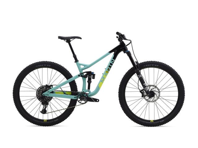 Alpine Trail je 29-palcový bicykel navrhnutý pre celodennú jazdu, ktorý vám zaručí kopec zábavy