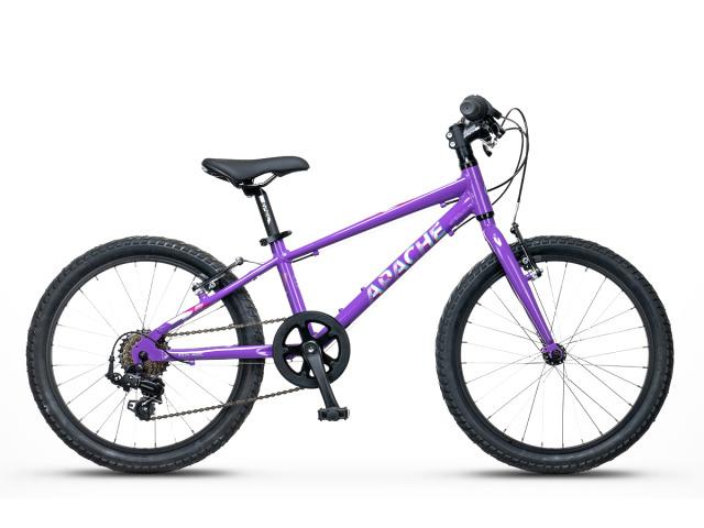 Detský bicykel od českého výrobcu Apache
