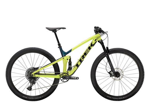 Top Fuel 8 uisťuje ľahkosťou XC bicykla s možnosťami celoodpruženého trailového bicykla. Je rýchly, svižný a užiješ si s ním poriadnu dávku zábavy nie len na flow trailoch, ale aj v technických zjazdoch.