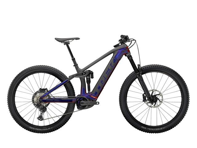 Rail 9.8 je elektrický MTB bicykel s dlhým dojazdom, ktorý zdolá aj najťažšie prekážky dole kopcom a bez problémov vytiahne naspäť na kopec.