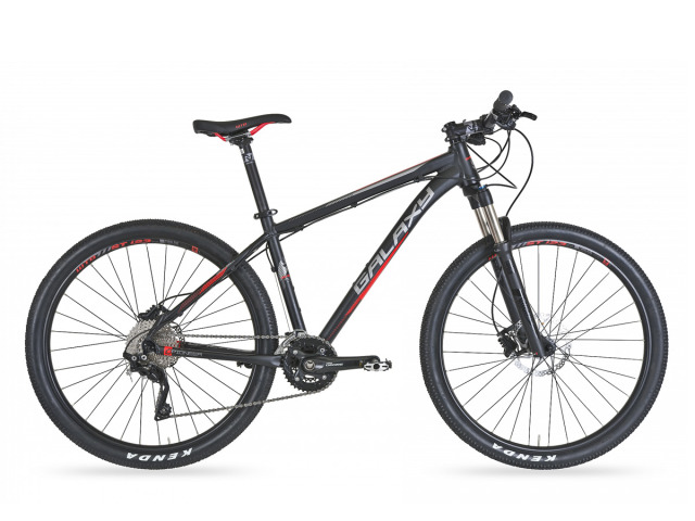Veľmi kvalitne spracovaný bicykel od Českého výrobcu GALAXY.