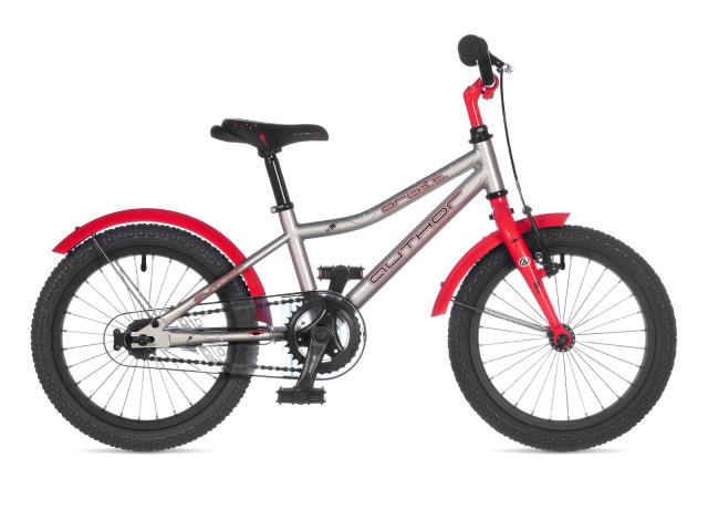 Detský bicykel Author Orbit naučí malých cyklistov základným jazdným návykom. Tento bicykel je určite vhodnou voľbou pre prvé šliapnutia do pedálov začínajúcich cyklistov.